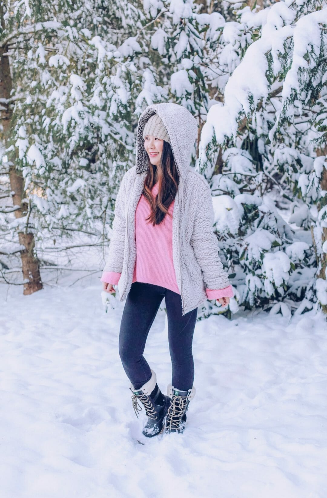 What to Wear on a Snow Day