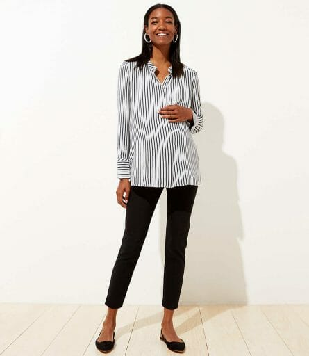 These Are The Best Places To Shop For Petite Maternity Clothes